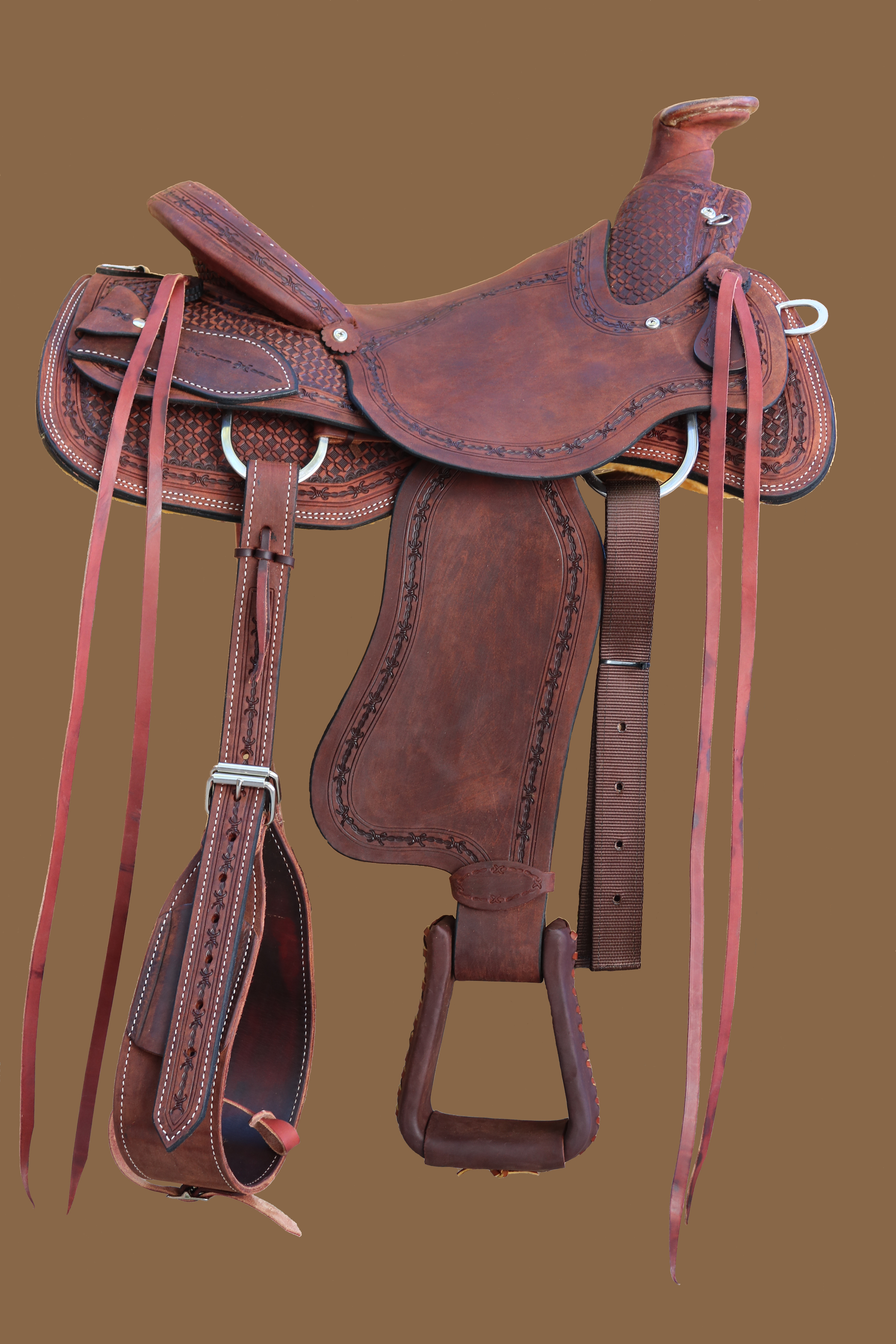Performance Saddle/Roper